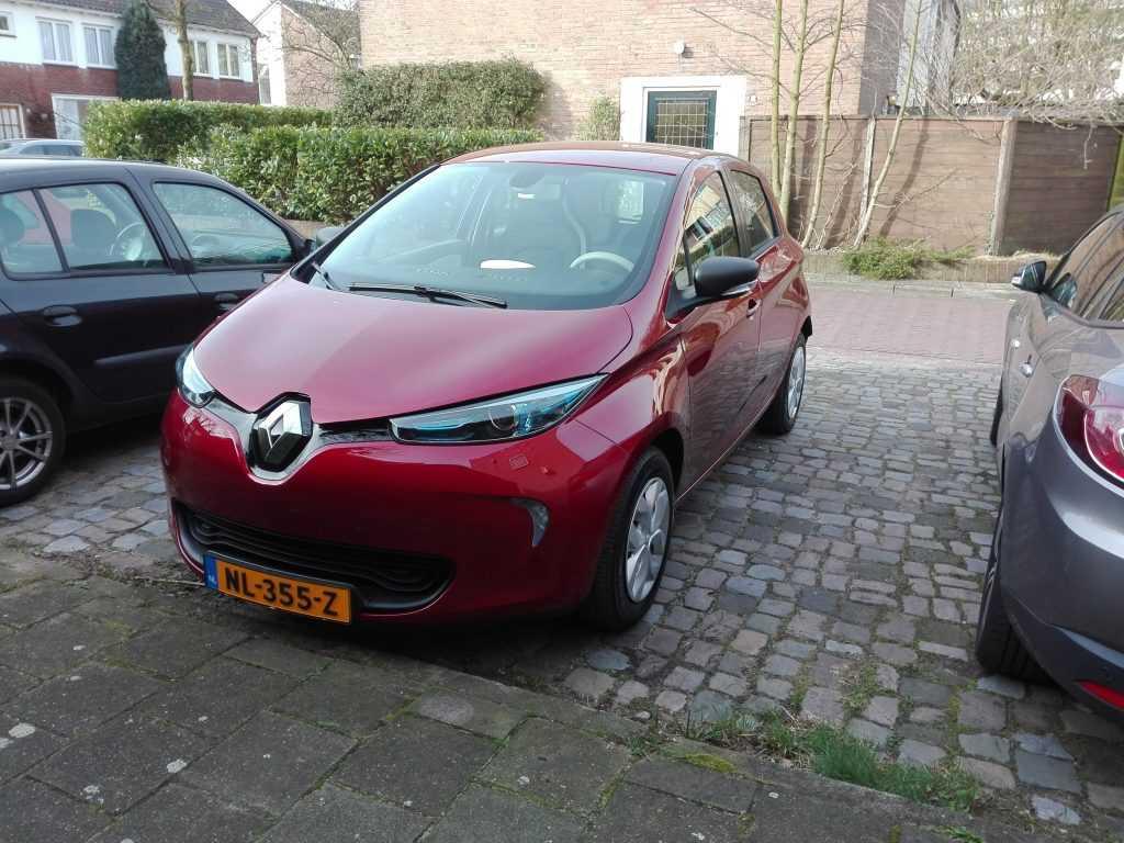 Renault ZOE, volledig electrisch
